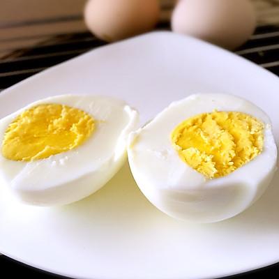 好吃的煮鸡蛋