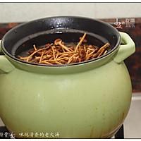 茶树菇排骨汤:味纯清香的老火汤的做法图解7
