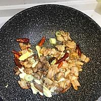 五花肉干煸有机花菜-在家做出饭店的味道#一机多能 一席饪选#的做法图解8