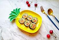 紫菜包饭#520,美食撩动TA的心!#的做法