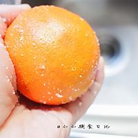 橙香无油无糖磨牙棒的做法图解2