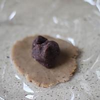 ~栗子红豆糕~丰收季的香甜点心(四)的做法图解12