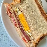 #换着花样吃早餐#健康100分的做法图解8