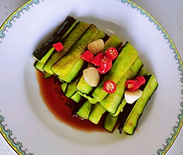 #换着花样吃早餐#凉拌黄瓜的做法