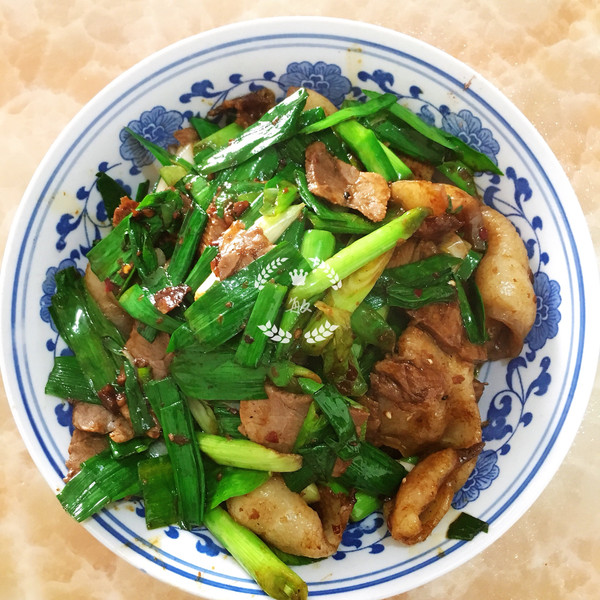 可以吃三大碗米饭的家常川菜:回锅肉的做法