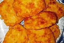 三文鱼大米饼的做法