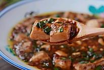 麻婆嫩豆腐的做法
