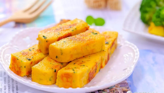 玉米虾条 宝宝辅食食谱