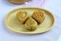 #鲜到鲜得,月满中秋,沉鱼落宴#  绿豆沙奶黄月饼的做法