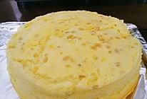 【家庭烤箱版】黄桃酸奶蛋糕的做法