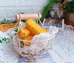 金黄烤馒头#硬核菜谱制作人#的做法
