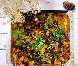 烤箱版豆豉烤鱼的做法