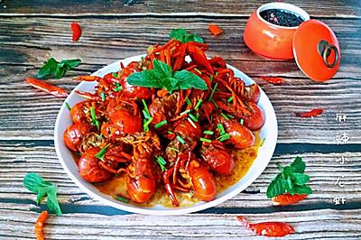 #母亲节,给妈妈做道菜#麻辣小龙虾