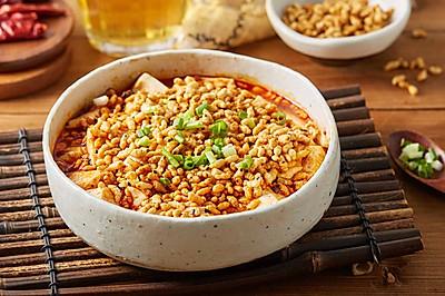 脆米麻婆豆腐——米博版