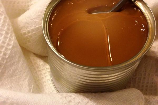 雀巢鹰唛焦糖炼乳(电饭锅版)的做法