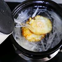 全民网红白萝卜丝煎蛋汤   ✅适合月龄18+婴幼儿的做法图解8