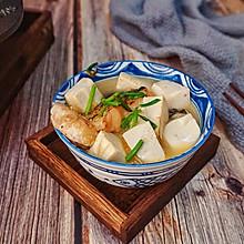 草鱼豆腐汤#晒出你的团圆大餐#