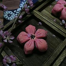 #餐桌上的春日限定#桃花酥