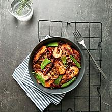 #就是红烧吃不腻!#麻辣干锅虾