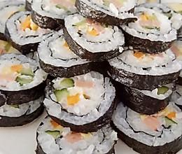神仙寿司卷的做法
