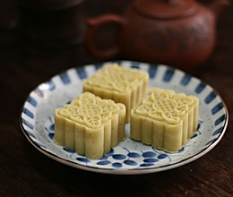 下午茶小点心(二):桂花绿豆糕的做法