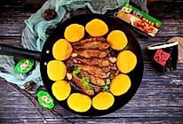 铁锅炖黄鱼贴饼子#新年新招乐过年#的做法
