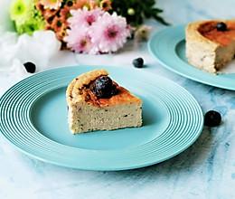 #今天吃什么#酸酸甜甜的蓝莓乳酪蛋糕的做法