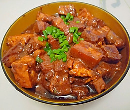 红烧腐乳肉的做法