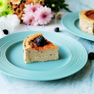 酸酸甜甜的蓝莓乳酪蛋糕
