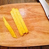奶油菠萝蛋糕卷的做法图解14