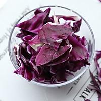 紫甘蓝奶昔的做法图解1