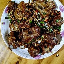 蒜香椒盐排骨