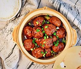#好吃不上火#红烧豆腐丸子的做法