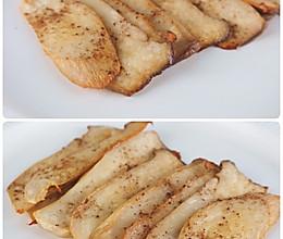烤杏鲍菇的做法