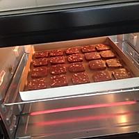 巧克力坚果方块饼干#美的烤箱菜谱#的做法图解9