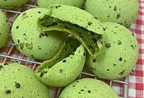 抹茶麻薯酥糯麻薯下午茶儿童辅食的做法