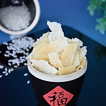 #美食视频挑战赛#大米锅巴