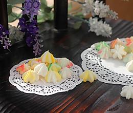 彩虹蛋白糖#九阳烘焙剧场#的做法