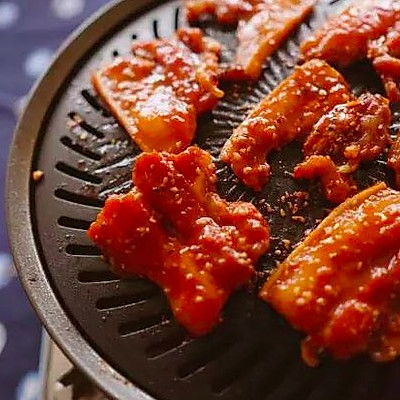 家制简易版烤肉|日食记