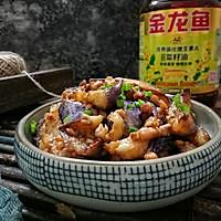酱爆肉末茄子煲#金龙鱼营养强化维生素A 新派菜油#的做法图解14