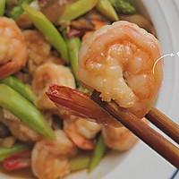 口蘑芦笋炒虾仁的做法图解30