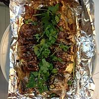 孜然烤箱烤鱼的做法图解3