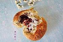 #宅家厨艺 全面来电#燕麦拉丝面包的做法