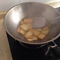 煎豆腐的做法图解4