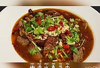 #白色情人节限定美味#香嫩爽滑水煮牛肉的做法