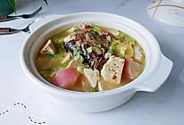 萝卜豆腐鲫鱼汤的做法