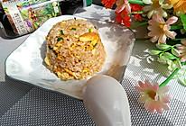 #菁选酱油试用之 酱油炒饭#的做法