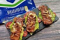 #鲜到鲜得舟山带鱼0元试吃#木鱼花酱烧带鱼的做法