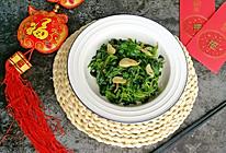#新年开运菜,好事自然来#清炒菠菜的做法