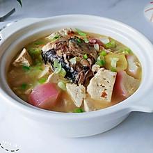萝卜豆腐鲫鱼汤